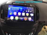 Opel Insignia refit audio radio Car android wifi GPS navigation camera