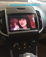 Ford Edge refit audio radio Car android wifi GPS navigation camera