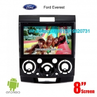 Ford Everest radio GPS android