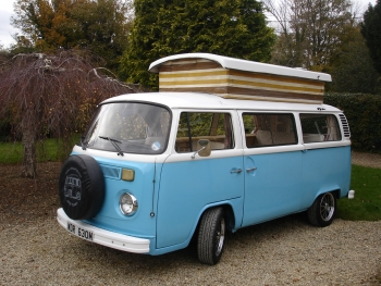 Volks Love Vw T2 Bay Window Camper Van For Sale